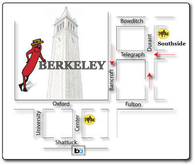 map berkeley